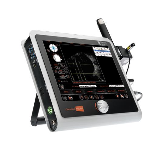 Compact Touch Ultraschallgerät