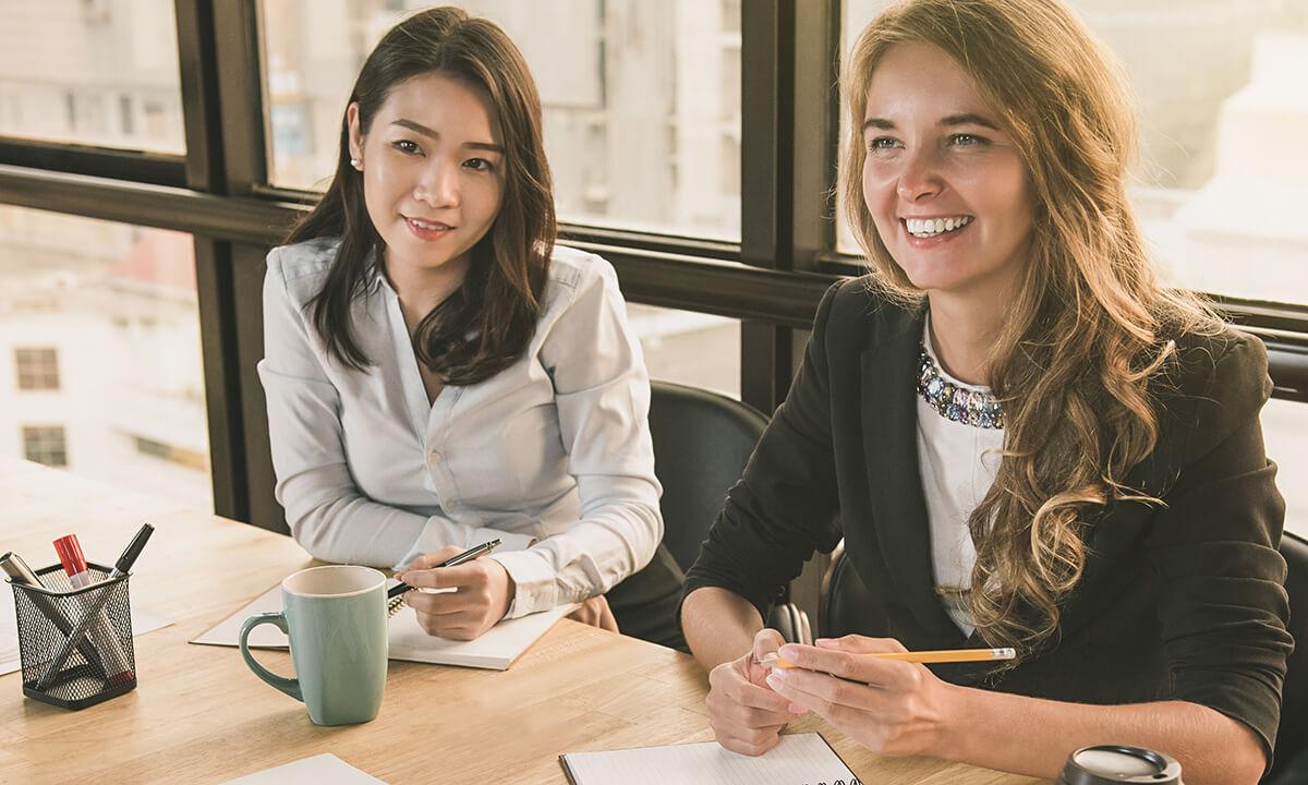 Topsharing - Das alte Chefarztmodell hat ausgedient? Warum Frauen gerade gemeinsam führen können. Ein positives Beispiel wie neue Wege möglich werden.