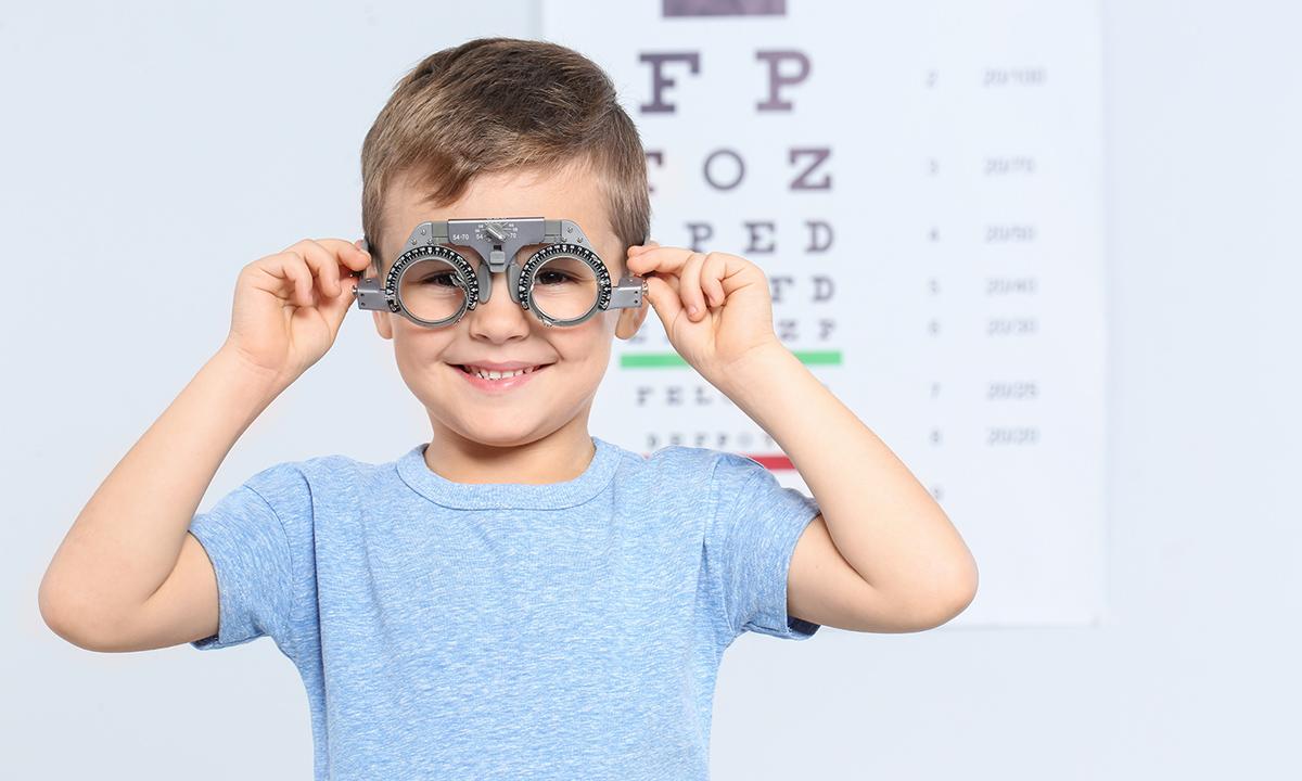Die Zukunft der Kinder im Auge behalten