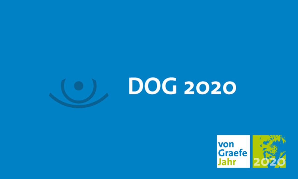 Jahreskongress der Augenärzte DOG 2020 findet erstmals virtuell statt