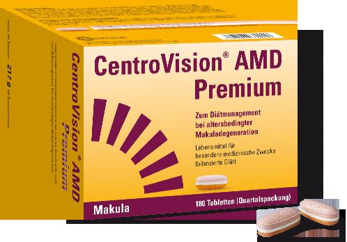 CentroVisionu00ae AMD Premium - 180 Stu00fcck