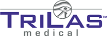 Trilas Medical Logo auf Eyefox